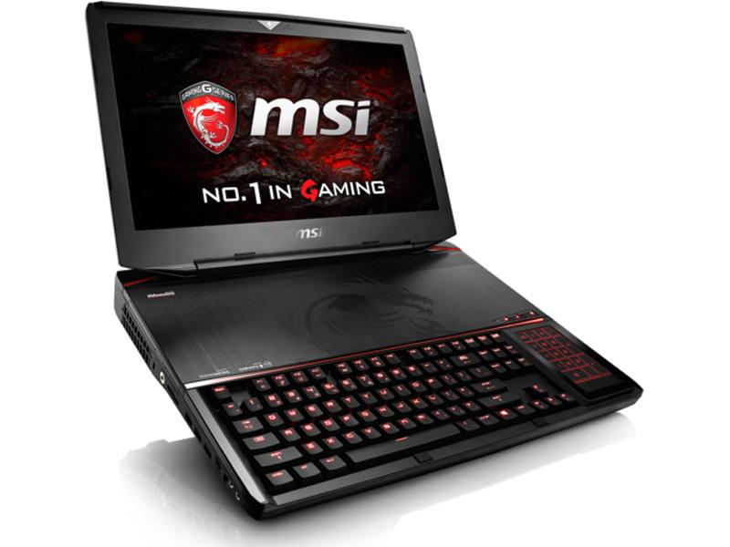 MSI GT83VR 6RE-045CA Titan SLI