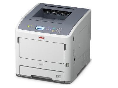 OKI Printer WKGRP MONO B731DN WIRELESS 55PPM