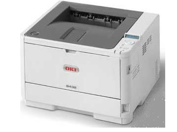 OKI Printer B432DN DIG MONO 42PPM