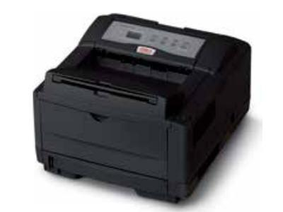OKI Printer B4600 DIG MONO 27PPM (D) BLK