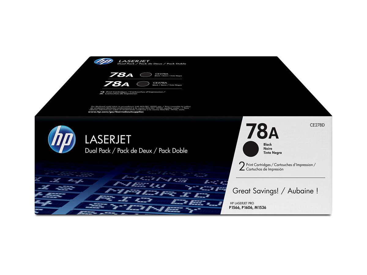 HP CE278D-2PK
